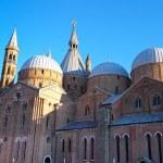 Basilica di saint anthony da Padova, in Padua — Stock Photo #18959285