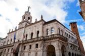 Palazzo Moroni in Padua, Italy — Stock Photo