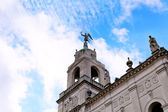Tower of city hall Palazzo moroni in Padua — Stock Photo