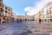 Piazza dei signori, padova, Włochy — Zdjęcie stockowe
