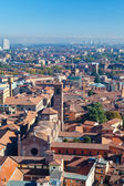 Panoramic view of Bologna — Stock Photo