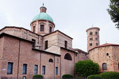 Archiepiscopal museum in Ravenna, Italy — Stock Photo