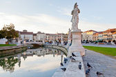 Prato della Valle in Padua, Italy — Stock Photo