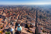 Bologna skyline — Stock Photo