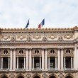 Facade of Opera Palais Garnier in Paris — Stock Photo