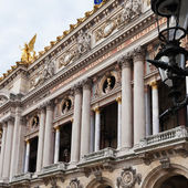 Opera house in Paris — Stock Photo