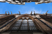Church of Saint-Severin in Paris — Stock Photo