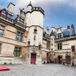 Stock Photo: Court of Honor in Musee de Cluny in Paris