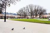 Place des vosges in parijs — Stockfoto