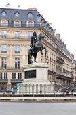Place des victoires, parigi — Foto Stock