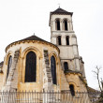 Church of Saint Peter of Montmartre, Paris — Stock Photo