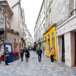 Stock Photo: Jewish quarter of Le Marais in Paris, France