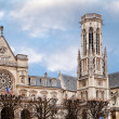 Church of Saint-Germain-l Auxerrois in Paris — Stock Photo #23849941