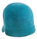 Mulheres cloche verde chapéu de feltro — Foto Stock
