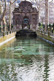 Medici fontein in luxembourg tuin in parijs — Stockfoto