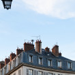 Typical house in Paris — Stock Photo #23850179