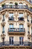 Paris building — Stock Photo