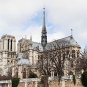 Notre-Dame de Paris — Stockfoto