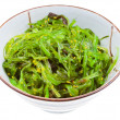 Chuka salad - seaweed salad — Stock Photo