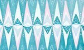 Stylized ice crystal pattern — Stock Photo