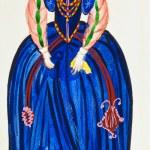 ������, ������: Costume royal honor