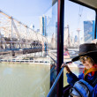 Roosevelt Island Tramway in New York City — Stock Photo