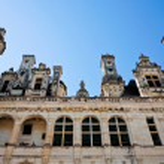 Chateau de Chambord in France — Stock Photo