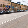 Old Pokrovka street in Moscow, Russia — Stock Photo #26631953