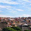 Skyline of Rome, Italy — Stock Photo