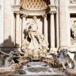 Stock Photo: Trevi Fountain in Rome