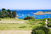 Islands in Brittany, France — Stock Photo