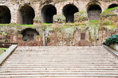 Steps to Palatine, Rome, Italy — Stock Photo
