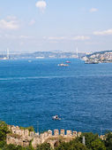 Bosphorus, Istanbul, Turkey — Stock Photo