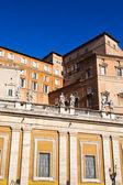 Hus i vatikanen, italien — Stockfoto