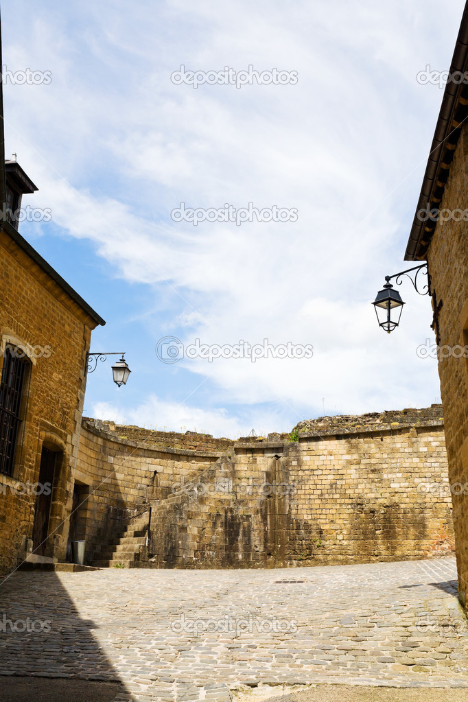 Sedan France  city photo : SEDAN, FRANCE JUNE 30: inner yard of Sedan castle, France on June 30 ...