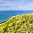 La Manche coastline in Normandy, France — Stock Photo