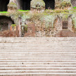 Stock Photo: Steps to Palatine, Rome, Italy