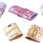 ������, ������: Euro banknotes