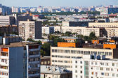 Urban residential quarters in Moscow — Stock Photo