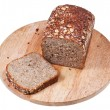 Loaf of grain bread — Stock Photo