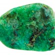 Chrysocolla mineral stone — Stock Photo