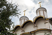 Church of the Twelve Apostles in Moscow — Stock Photo