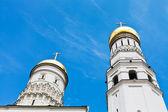 Ivan o campanário de torre e assunção do grande sino — Foto Stock