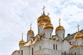 Catedral de la anunciación en el kremlin de moscú — Foto de Stock