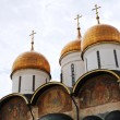 Dormition Cathedral in Moscow Kremlin — Foto de Stock