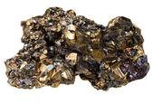 Pyrite mineral stone — Stock Photo