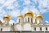 Catedral da anunciação no kremlin de moscou — Foto Stock