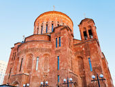 Catedral de la iglesia apostólica armenia — Foto de Stock