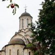 Stock Photo: Andronikov Monastery in Moscow, Russia