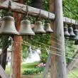 Stock Photo: Old church bells